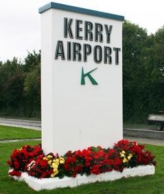 Kerry Airport: name game
