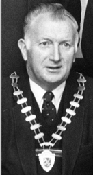 Vote of congratulations: the late Cllr Seán O'Keeffe