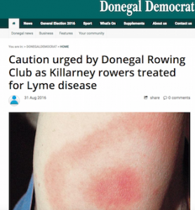 How the Donegal Democrat followed up on our report