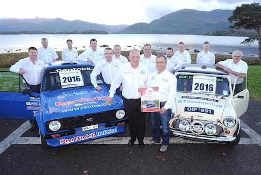 ENGINES are being fine-tuned in preparation for the annual Killarney Historic Rally, organised by Killarney and District Motor Club, which will take place ...