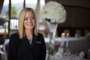 Kelly Ann O'Connor: The Brehon's wedding coordinator