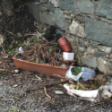 Bereaved upset by graveyard dumping