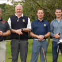 Bankers lodge big charity golf victory