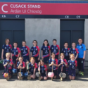 Killarney girls make their mark in Croke Park