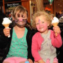 Magic tricks and ice cream licks at fun-filled party