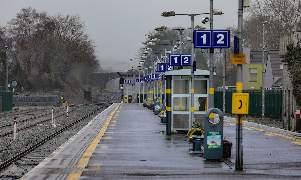 Train times revised as Covid-19 crisis impacts